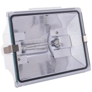 Heathco HZ-5505-WH 500 Watt White Halogen Floodlight