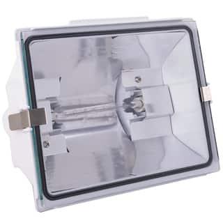 Heathco HZ-5505-WH 500 Watt White Halogen Floodlight|https://ak1.ostkcdn.com/images/products/11826201/P18731250.jpg?impolicy=medium
