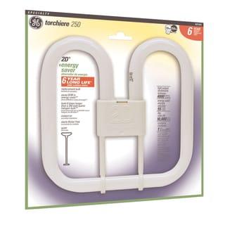 GE Lighting 89546 55 W Super Long Life Torchier Compact Fluorescent Light Bulb