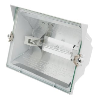 Designers Edge L30WH 300 Watt White Halogen Floodlight