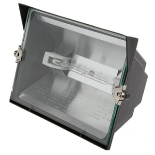 Designers Edge L30BR 300 Watt Bronze Halogen Floodlight