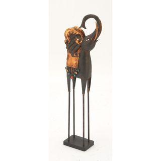 Classic Metal Acrylic Elephant
