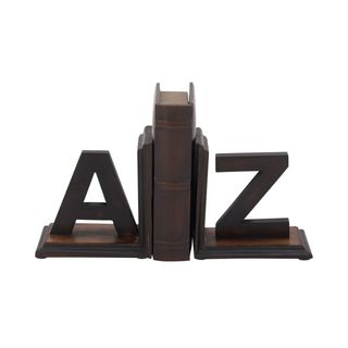 Alluring Bookend Natural Burnt