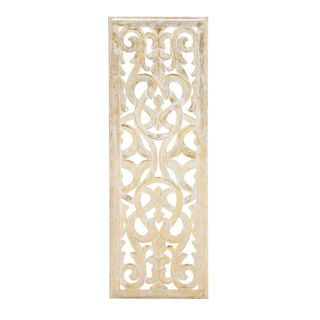 Golden Wall Panel