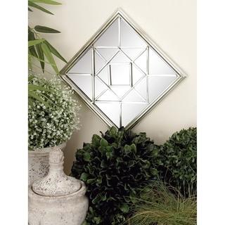 Enthralling Set Of Four Metal Wall Mirror