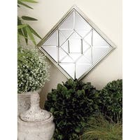 Enthralling Set Of Four Metal Wall Mirror