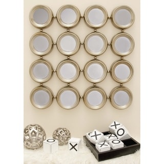54785 Gorgeous Metal Mirror Wall Decor