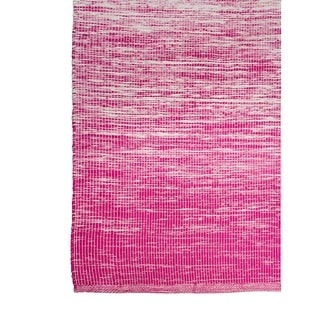 Fab Habitat Indo Estate Stockholm Pink PET Area Rug (2' x 3')