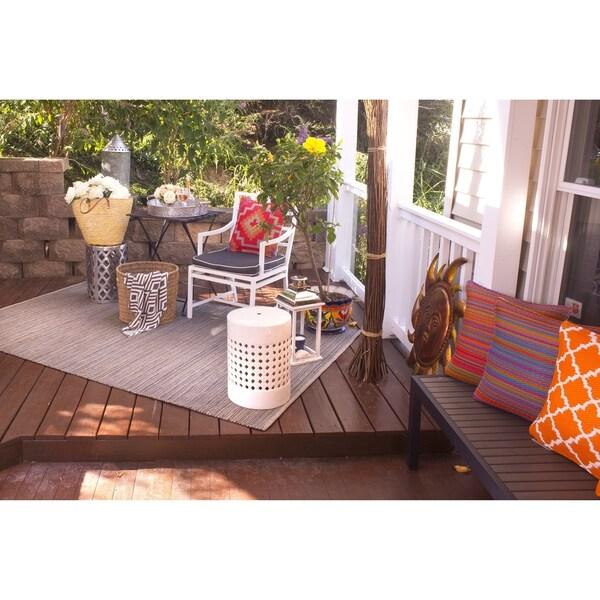 Shop Fab Habitat Indoor Outdoor Floor Rug Estate Kismet