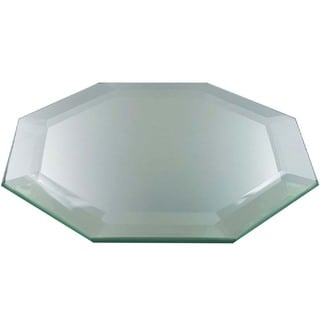 Frameless Thick/Heavy Decorative Octagon Beveled Mirror