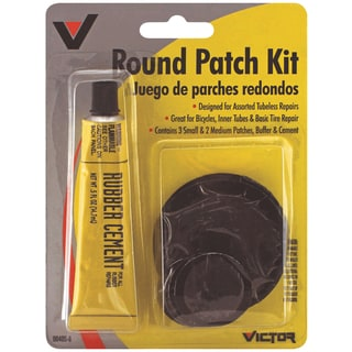 Victor 00405-8 Round Rubber Patch Kit