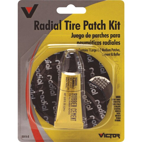 Victor 00414-8 Radial Patch Kit