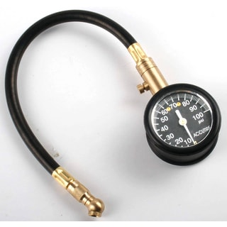 Measurement LTD MS-5010 Heavy Duty Tire Gauge