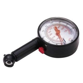 Custom Accessories 75557 Dial Tire Pressure Guage