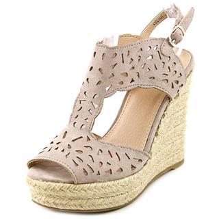 G.C. Shoes Women's Celina Faux Suede Sandals