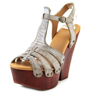 Mojo Moxy Women's Coachella Leather Sandals