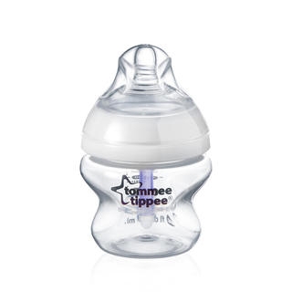 Tommee Tippee Closer To Nature Sensitive Tummy 5-ounce Feeding Bottle
