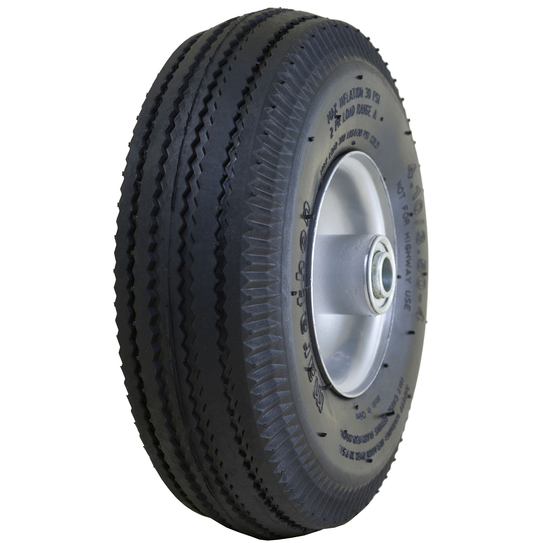 Marathon Industries 20010 4-inch Pneumatic Tire & Tube On...