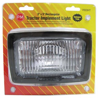 PM V503HT 3-inch x 5-inch Tractor & Work Light