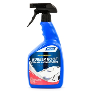 Camco 41063 Rubber Roof Cleaner & Conditioner For RV, Camper Or Trailer