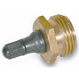 Camco 36153 Brass RV Blow Out Plug