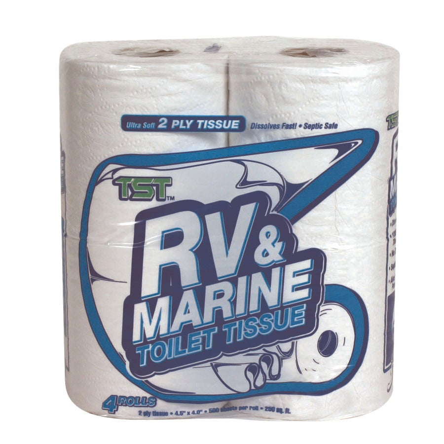Camco 40274 4-count TST RV & Marine Toilet Tissue (Other ...
