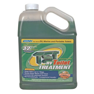 Camco 40227 TST All-Purpose RV Toilet Chemical