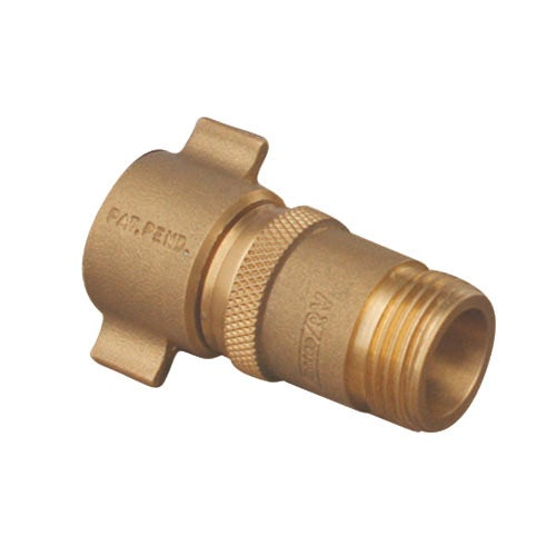Camco 40055 RV Brass Water Pressure Regulator (Other car/...