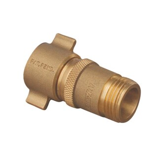 Camco 40055 RV Brass Water Pressure Regulator
