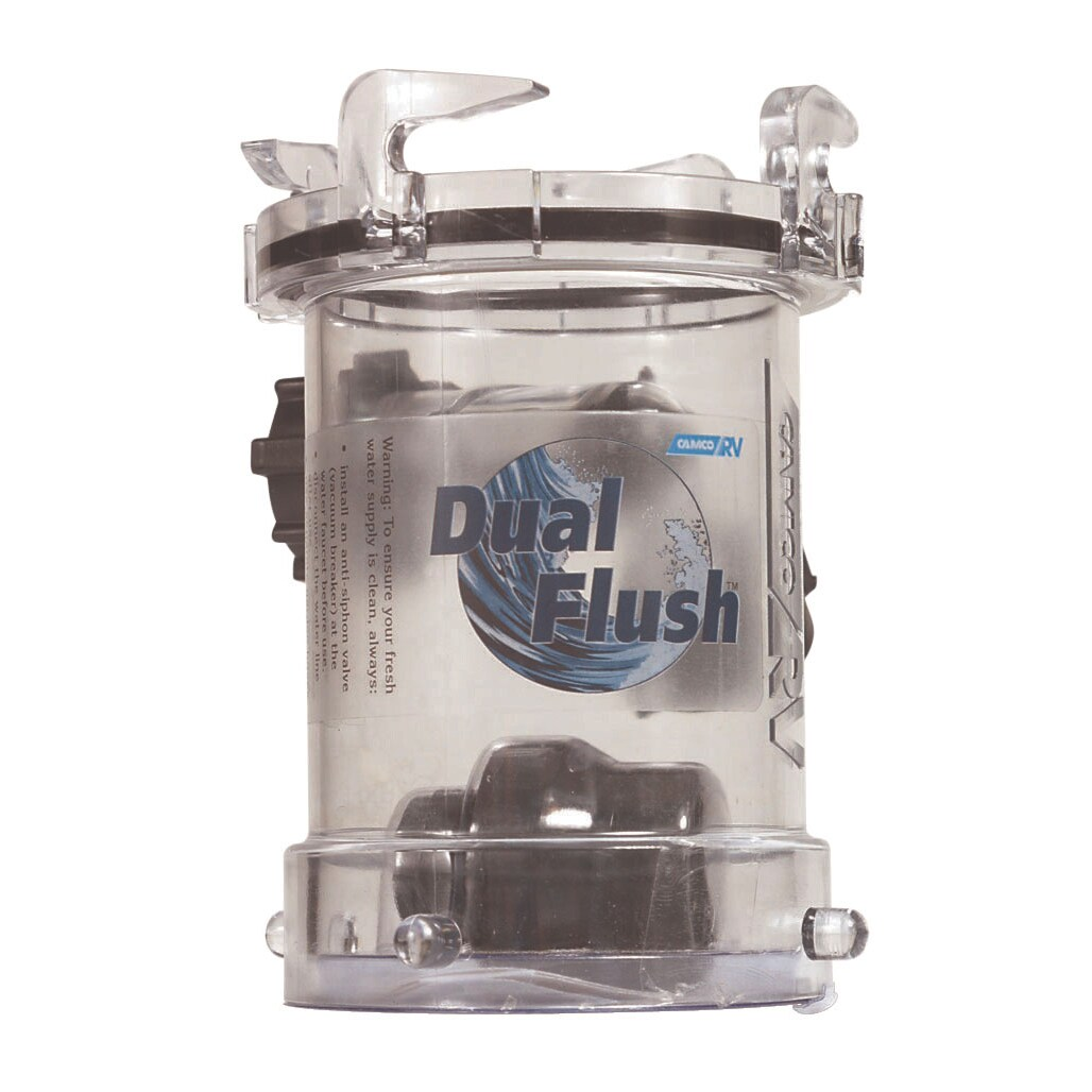 Camco 39072 Dual Flush (Other car/garage item)