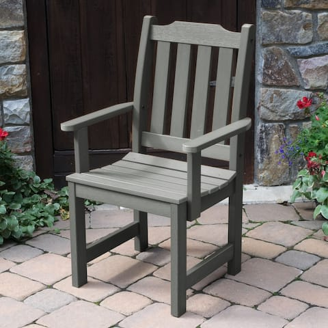 Highwood Eco-friendly Lehigh Dining Armchair