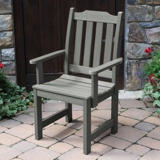 Highwood Eco-friendly Lehigh Dining Armchair (More options available)