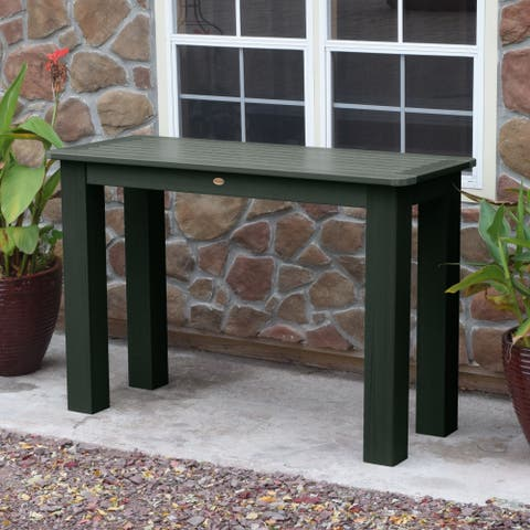 """Highwood Eco-Friendly 22"""" x 54""""Counter-Height Sideboard Table"""