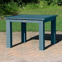 """Highwood Eco-Friendly 42"""" x 42"""" Square Dining Table"""