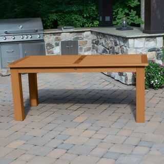 "Highwood Eco-friendly 37"" x 72"" Rectangular Dining Table"