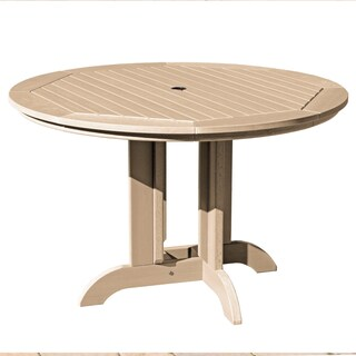 """Highwood Eco-Friendly 48"""" Round Dining Table"""