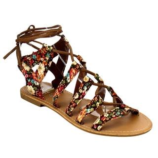 MI.IM CESKY Gladiator Flat Sandals