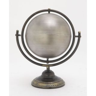 Elite Metal Silver Globe