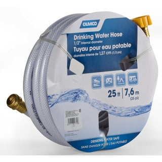 Camco 22735 25' Fresh Drinking Water Hose
