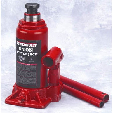 Powerbuilt 647527 8-ton Bottle Jack