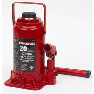 Powerbuilt 647503 20-ton Bottle Jack