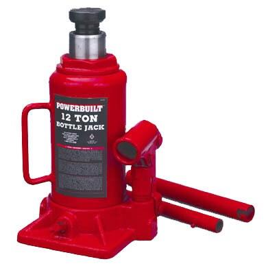 Powerbuilt 647501 12-ton Bottle Jack