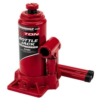 Powerbuilt 640911 6-ton Bottle Jack