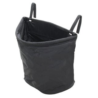 Go Gear Everywhere You Go TRASH10-BLA Space Saver Trash Can