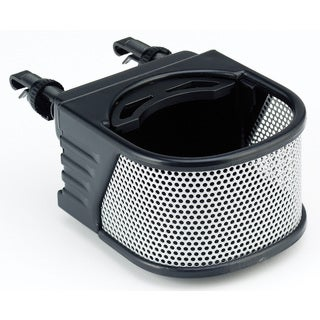 Bell 05407-8 Black & Silver Air Vent Drink Holder