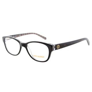 Tory Burch TY 2031 1043 Amber Orange Plastic Cat-Eye 51mm Eyeglasses