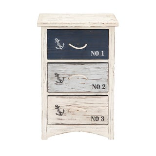 The Cool Wood Nautical Chest