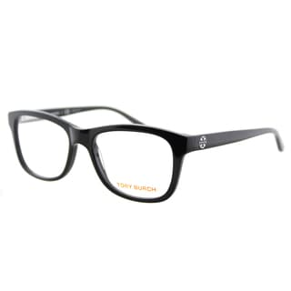 Tory Burch TY 2038 501 Black Plastic Rectangle 52mm Eyeglasses