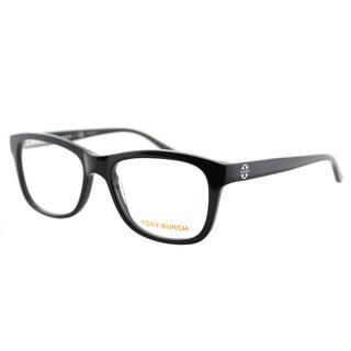 Tory Burch TY 2038 501 Black Plastic Rectangle 52mm Eyeglasses