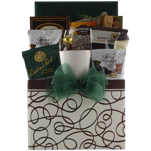 Java Express Gourmet Coffee Gift Basket